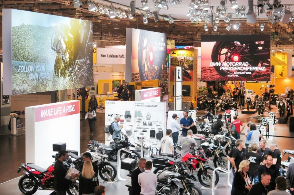 Intermot Stands Expo