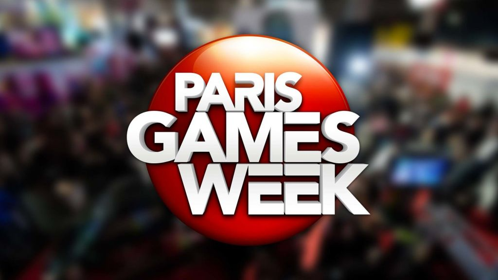 Paris Games Week Paris1