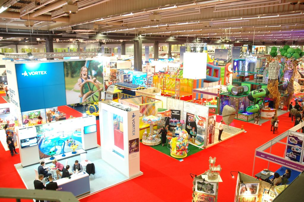 Exhibition Stand Attractions : Exhibition stands in barcelona