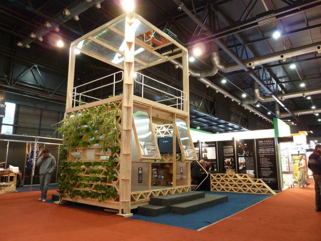 Stands buenos aires for Feria decoracion madrid