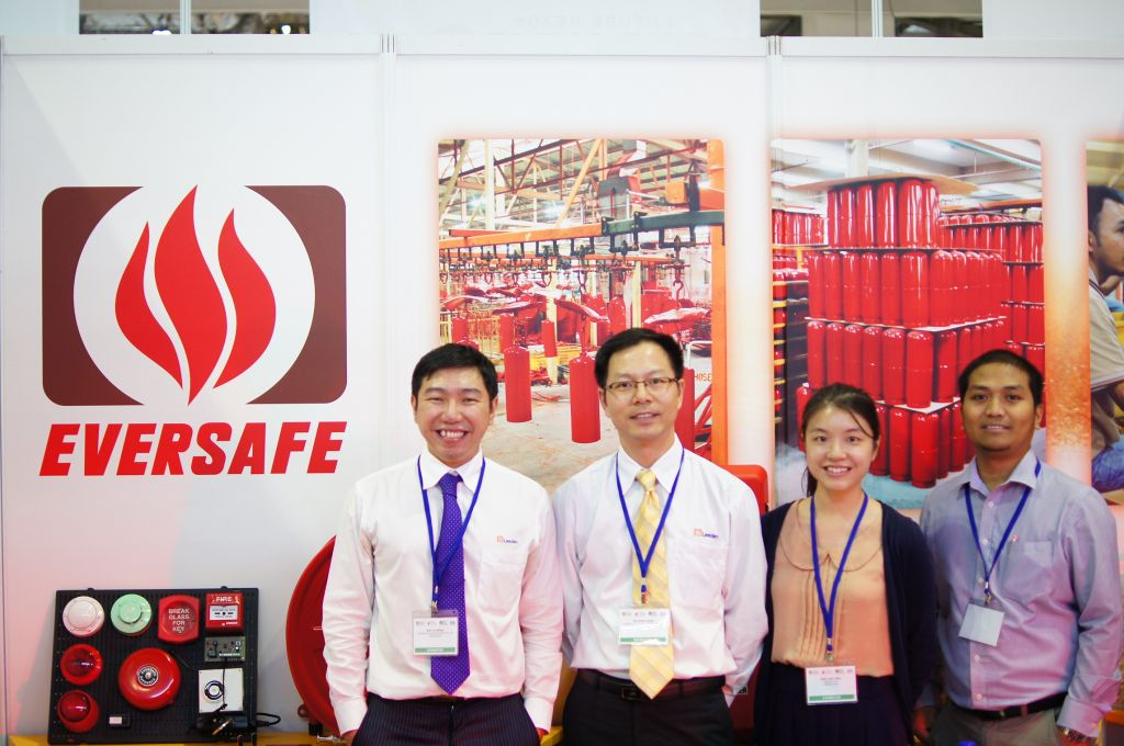 Fire And Disaster Asia Stands2