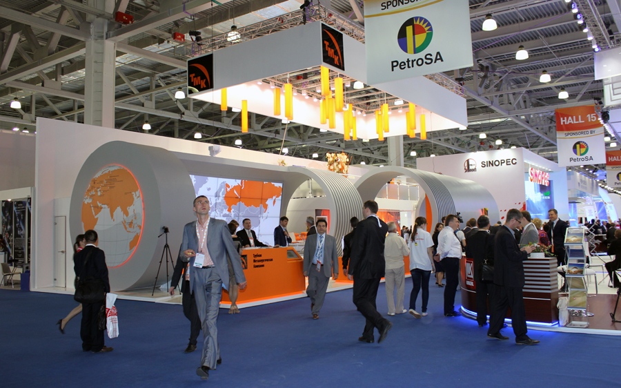 World Petroleum Stands
