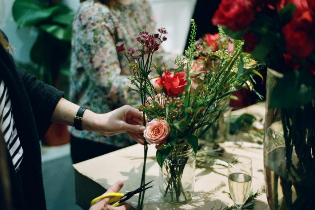 London Flower Show1