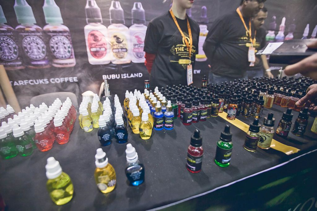 Vapexpo Prague Stands Products