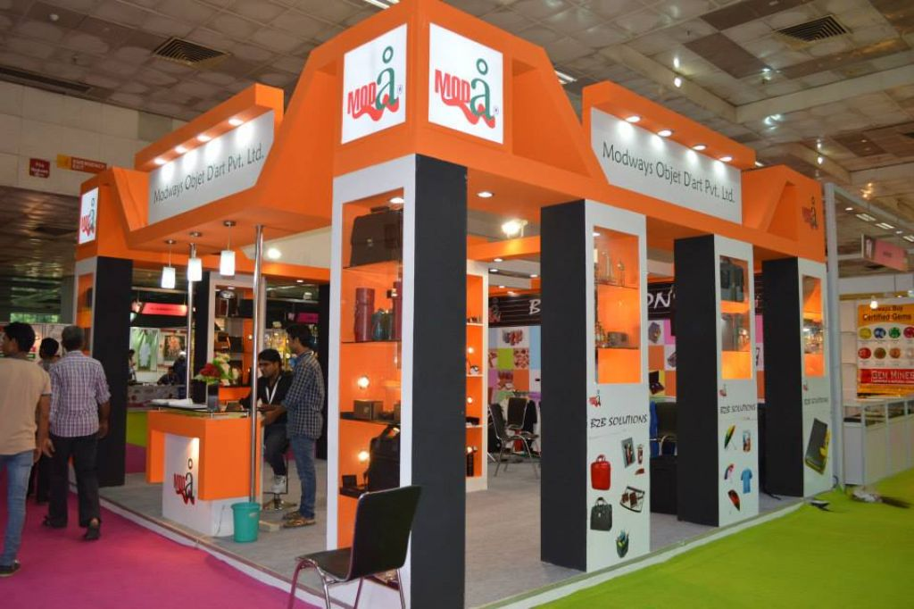 Gifts World Expo Stand