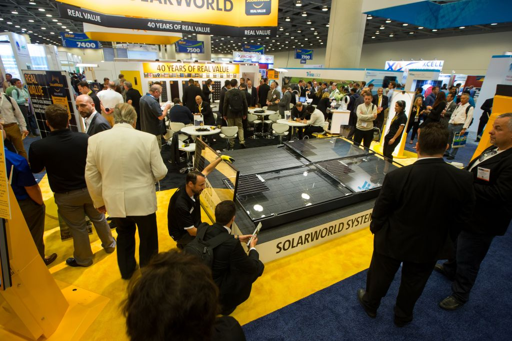 Intersolar North America Exhibition