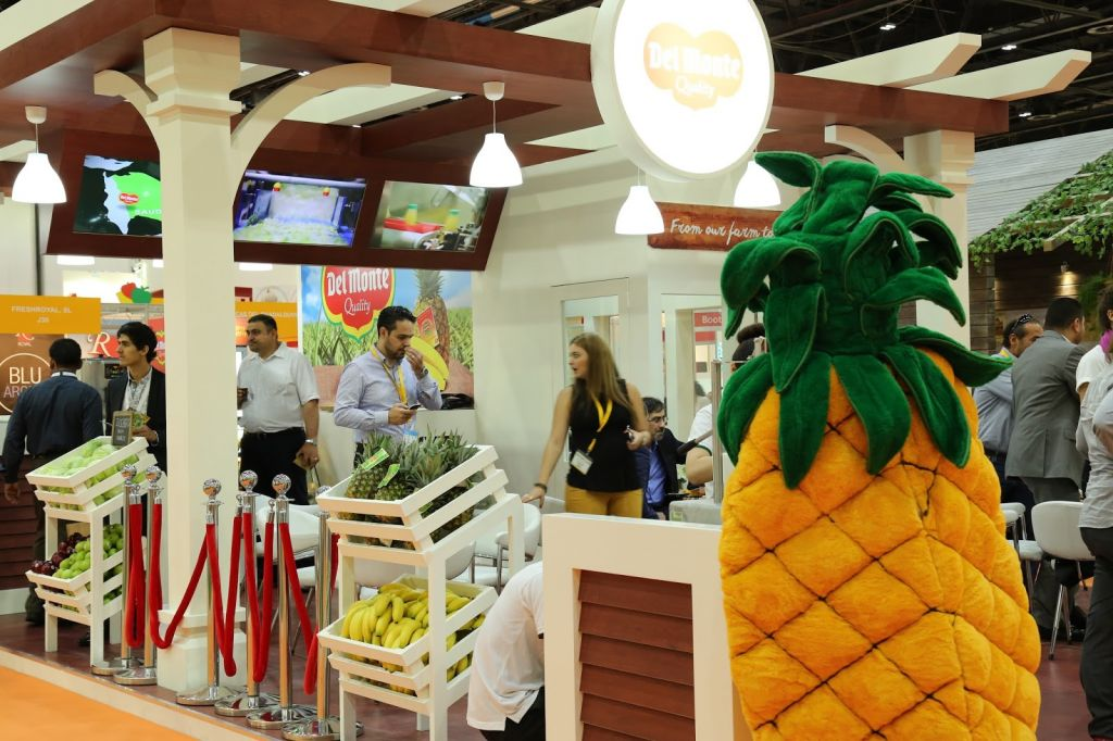 Exhibition Booths Kenya : Your exhibition booth at wop dubai