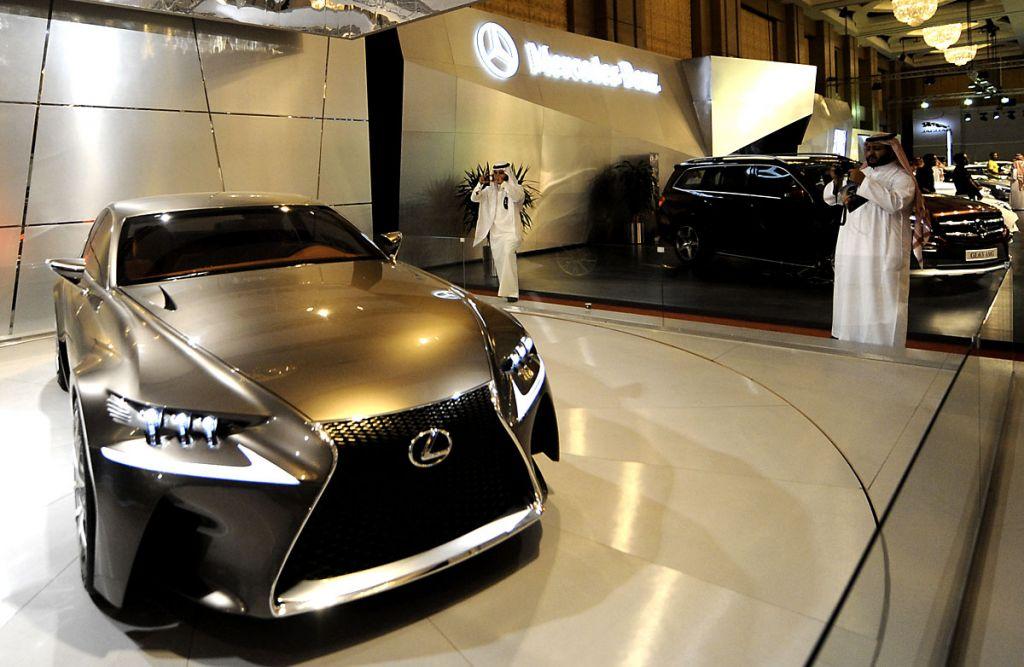 Riyadh Motor Show2