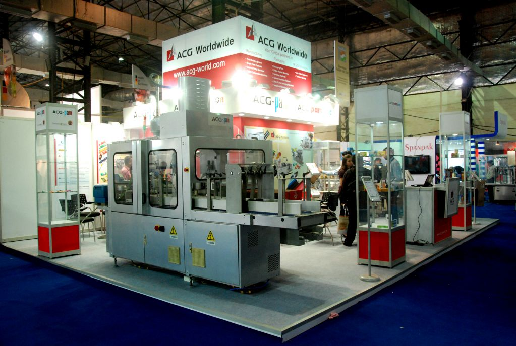 India Packaging Show New Delhi1