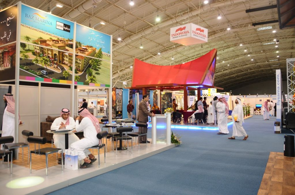 Exhibition stands in riyadh for Interior design companies in riyadh