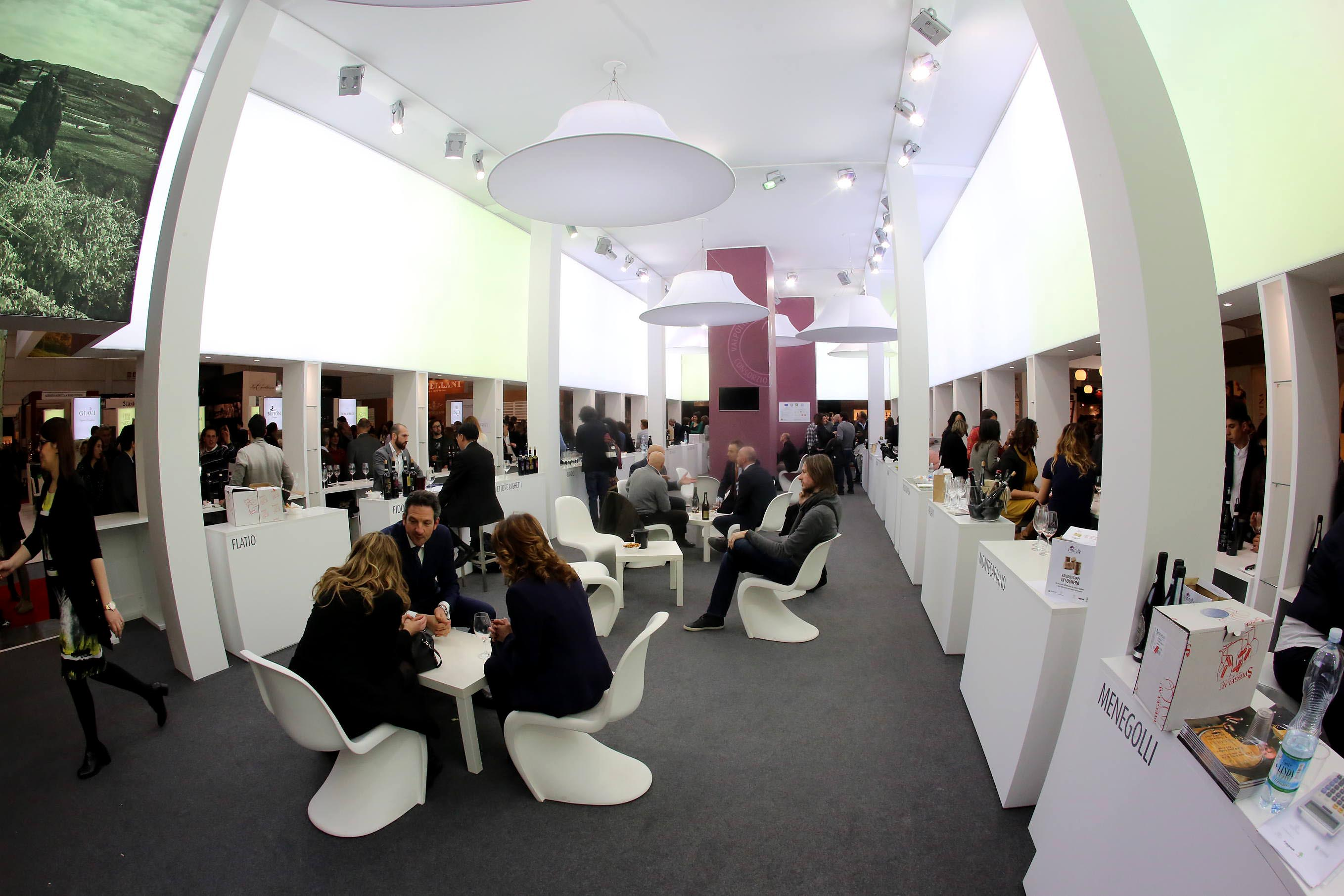 Vinitaly Stand Design