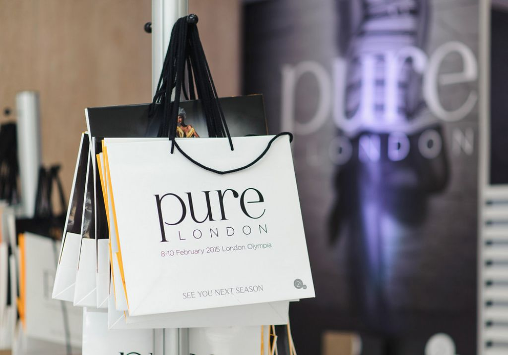 Exhibit At Pure London