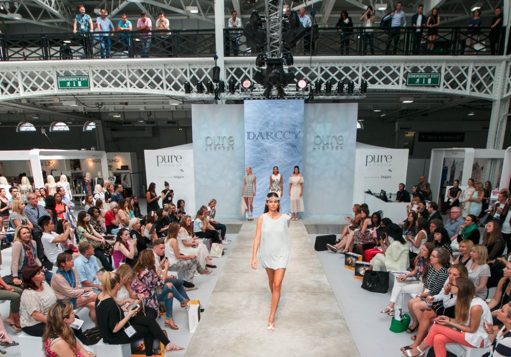 Pure London Catwalk