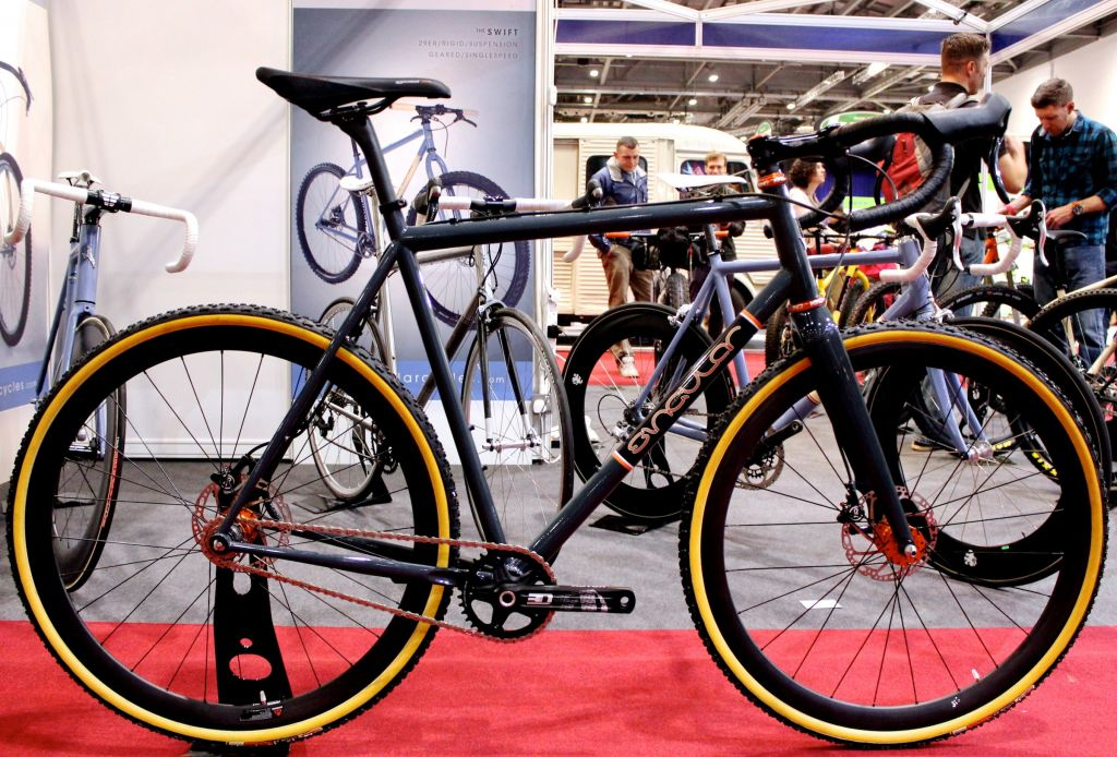London Bike Show Stands3