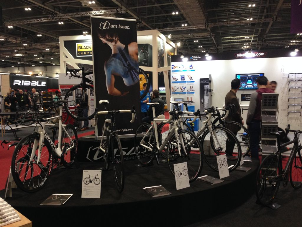 London Bike Fair Stands1