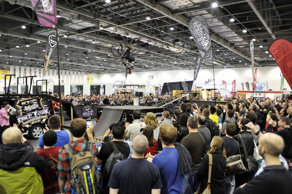 London Bike Show Hall 2