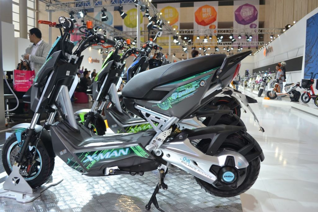 China Cycle Shanghai Stands3