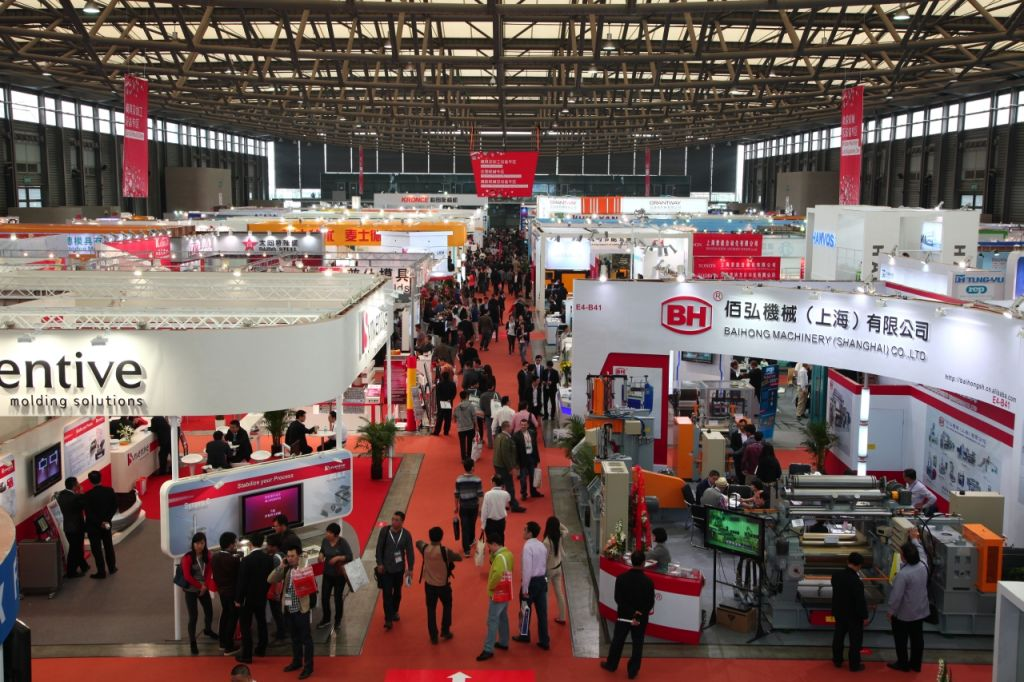 Chinaplas Exhibition Stands2