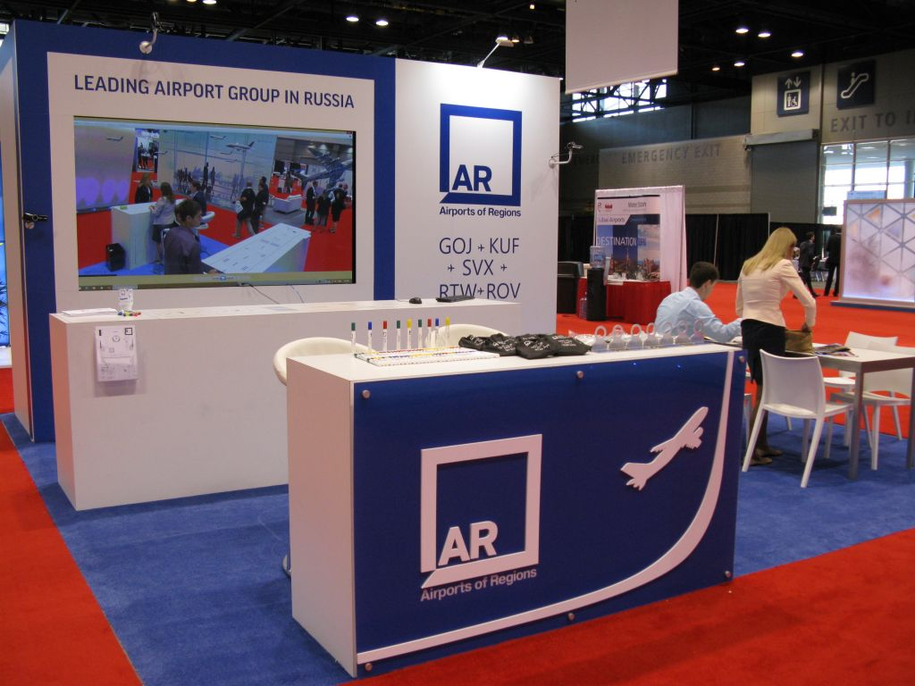 Aircargo Stand