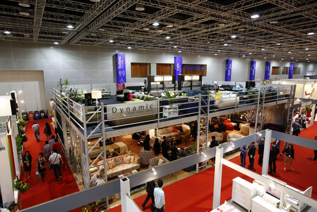 Export furniture exhibition 2018 for Furniture exhibition