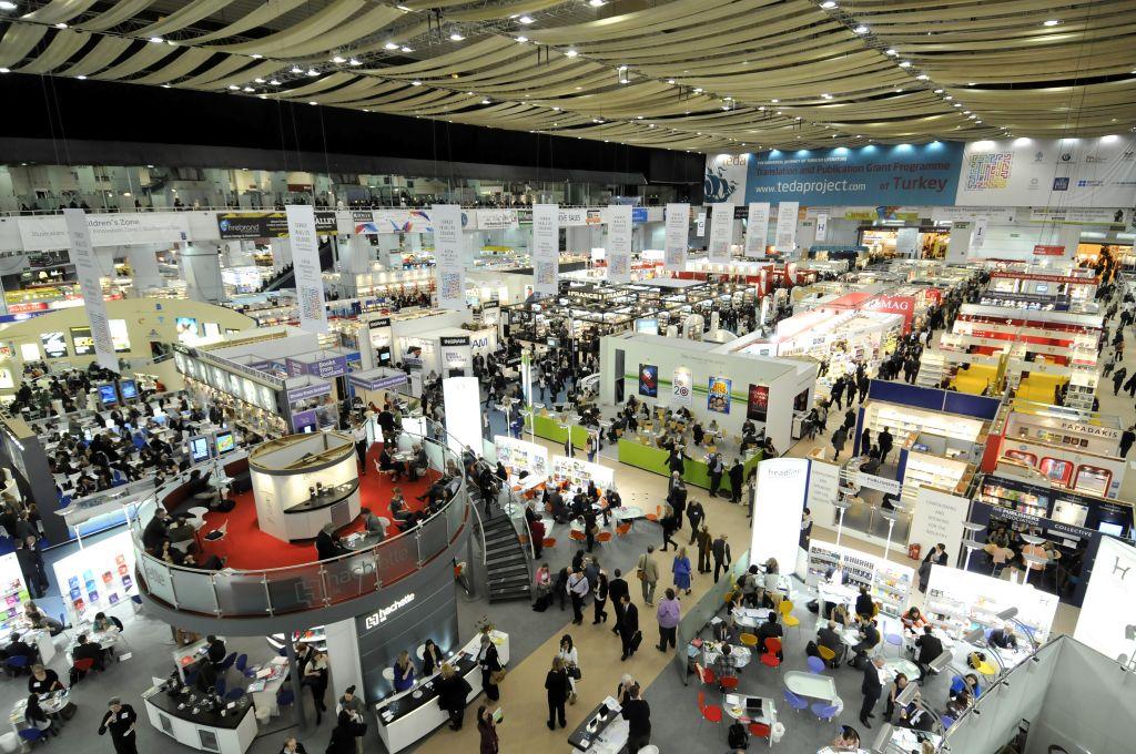 The London Book Fair 2013