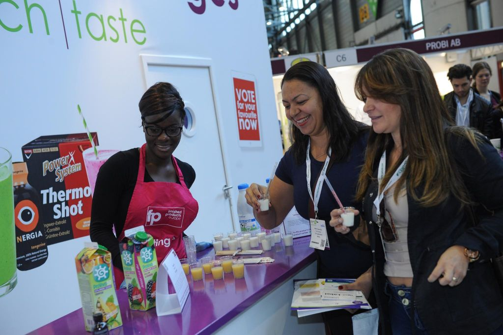 Vitafoods Europe Stands 3
