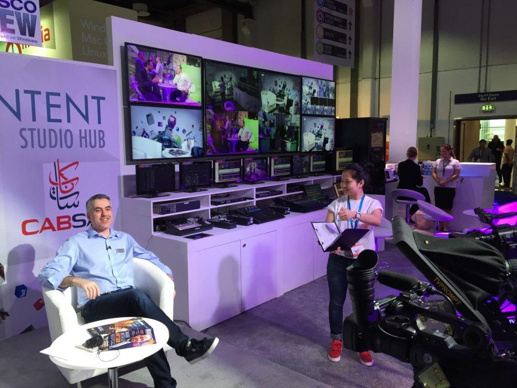 Cabsat Stands 2 Dubai