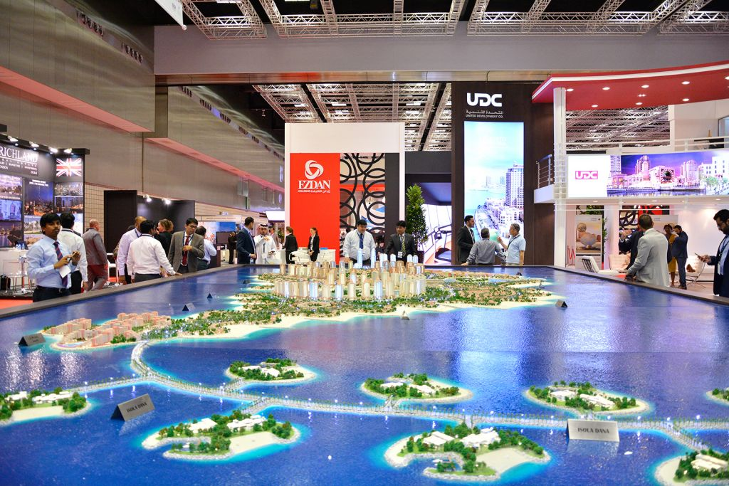 Cityscape Qatar Stands1