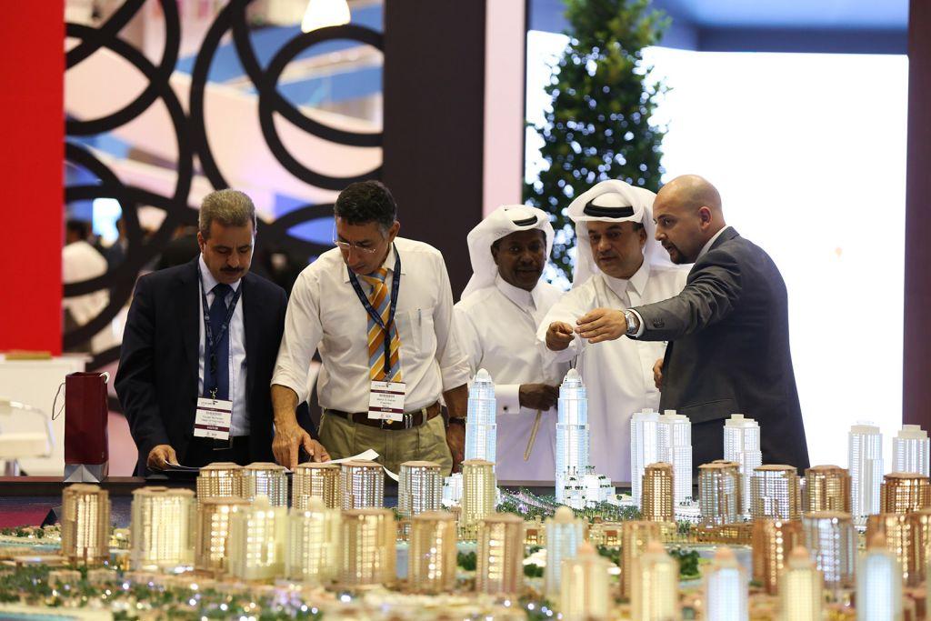 Cityspace Qatar Stands Halls