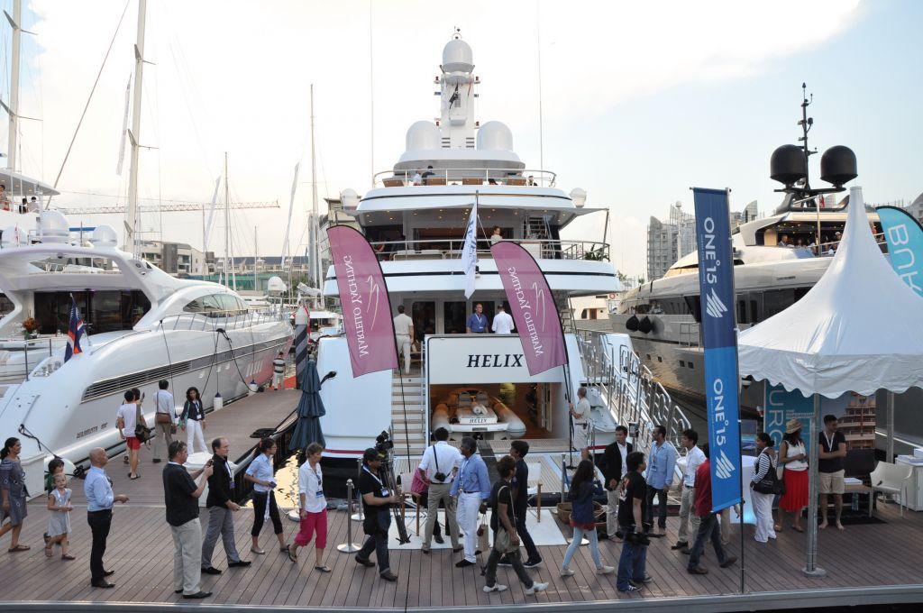Singapore Yachtshow2