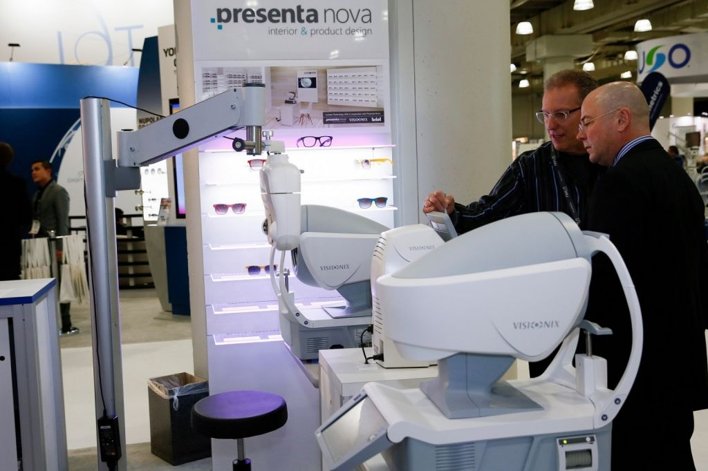 Vision Expo Stands Ny