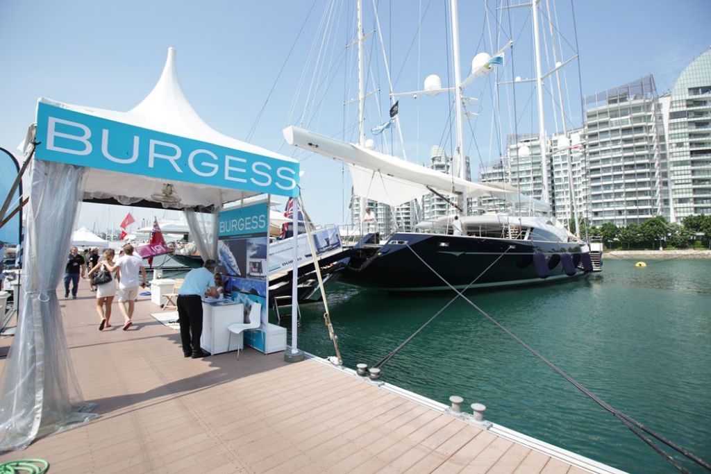 Yachtshow Stands 2