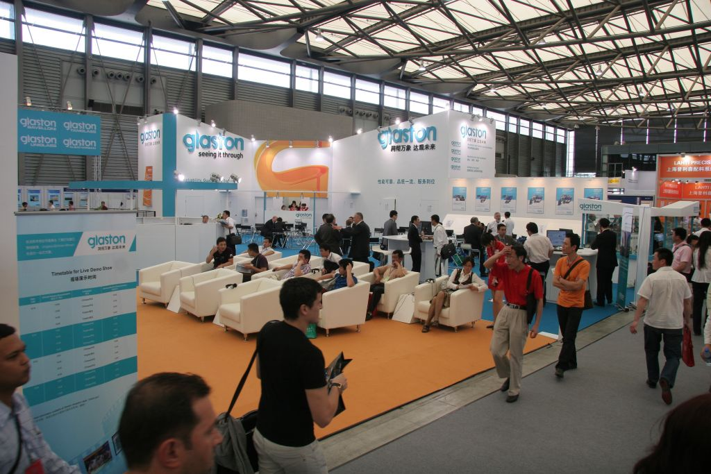 Chinaglass Stands Hall3