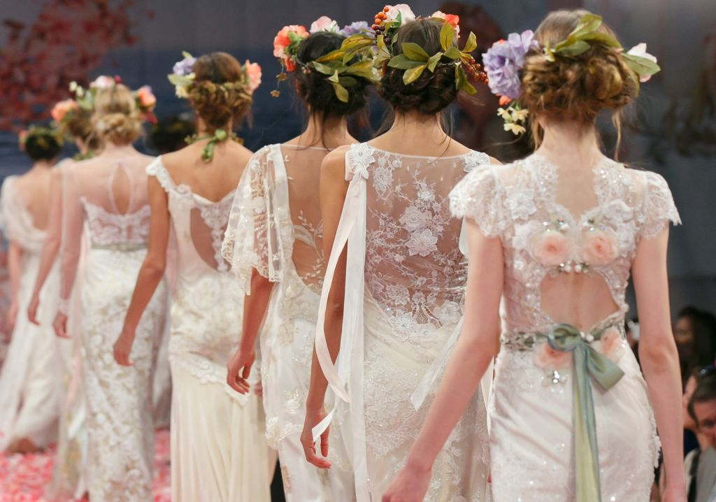 Sydney Bridal Expo Dresses