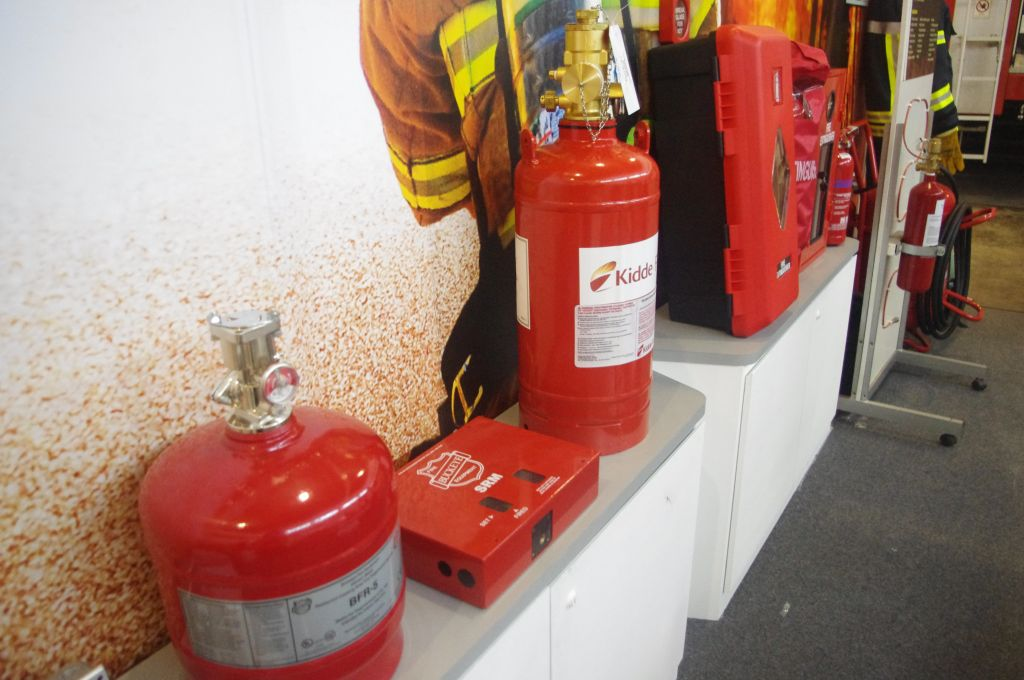 Mexico Fire Expo Products 4