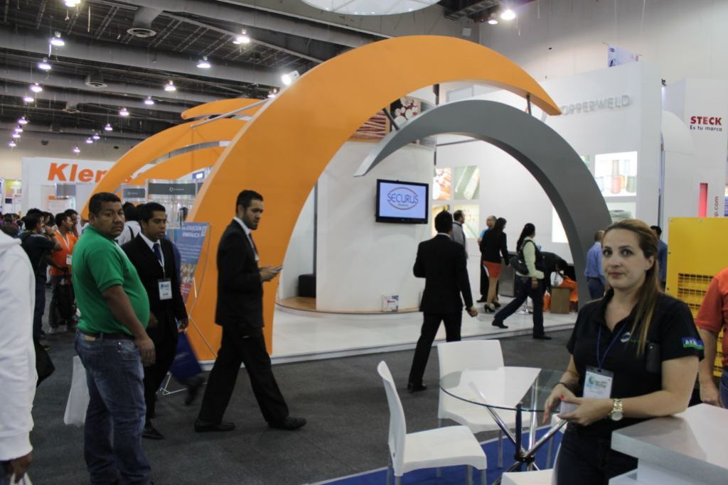 Expo Electrica Occidente Stands3