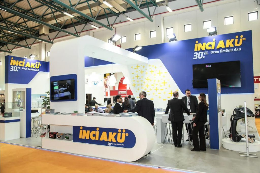 Automechanika Istanbul Stands5