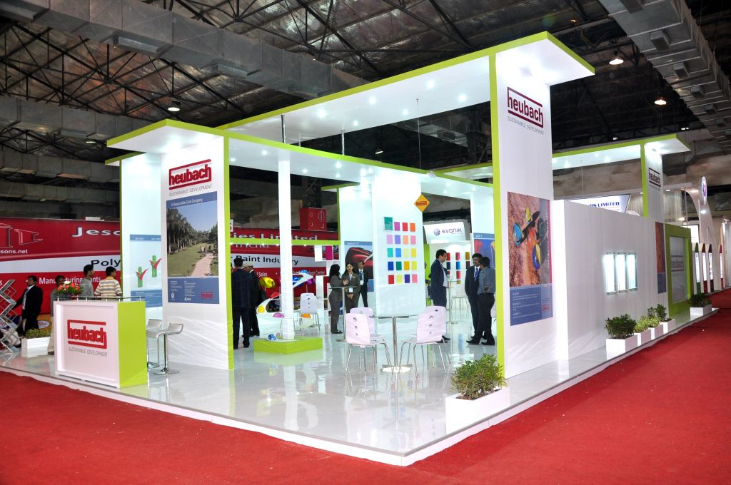 Exhibition Stand Marketing Ideas : Exhibition stands in dubai