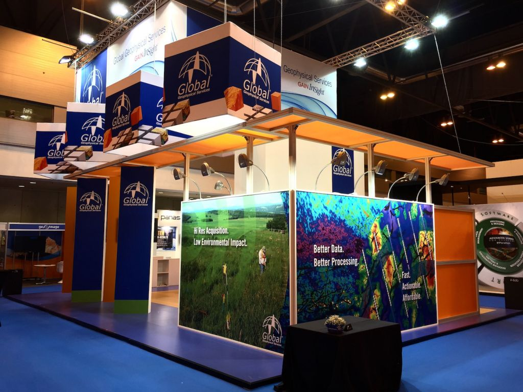 Eage Conference Exhibiton Stands1