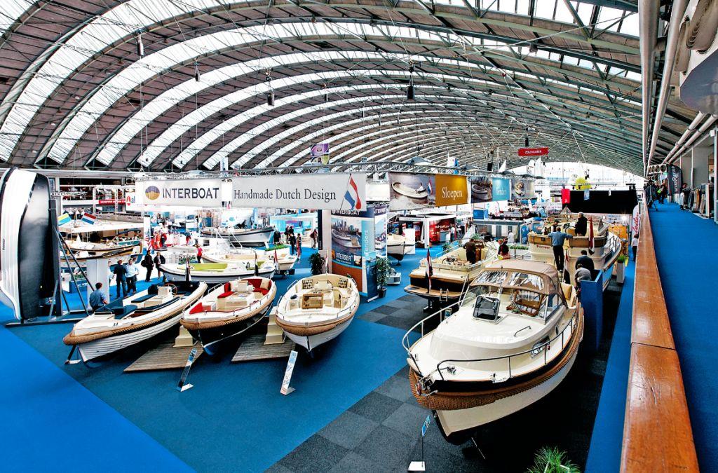 Amsterdam Boat Show Hiswa