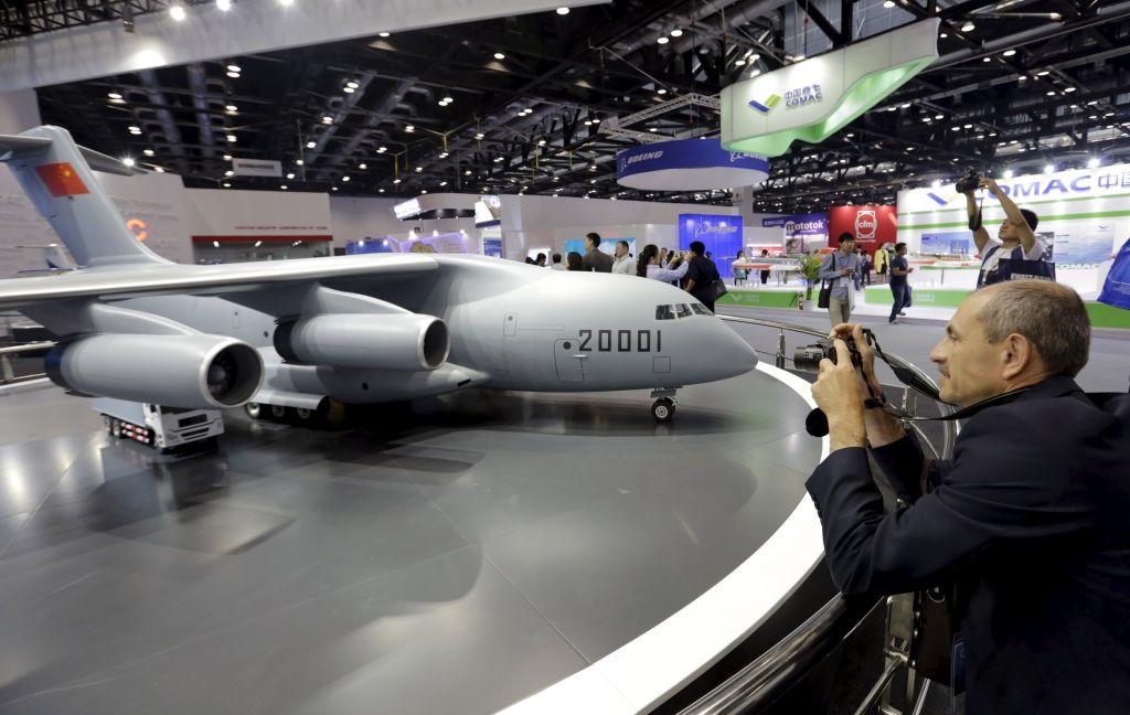 Aviation China Stand