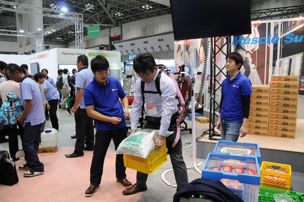 Irex Stands International Exhibition