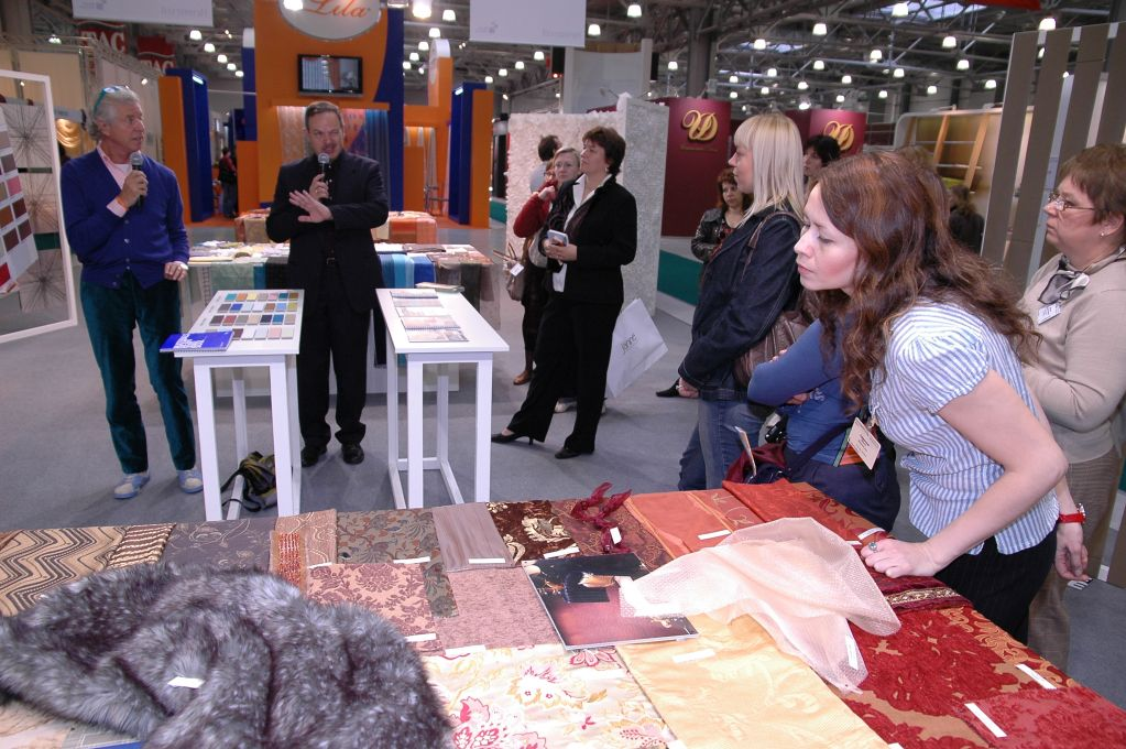 Heimtextile Russia Moscow2