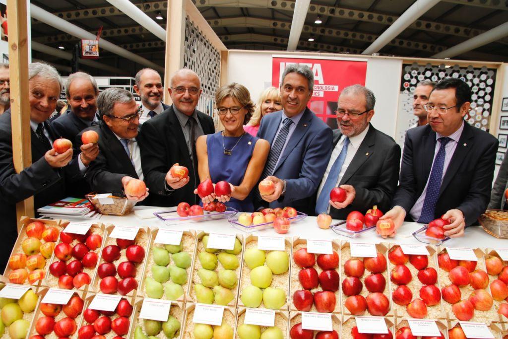 Eurofruta Lleida Stands
