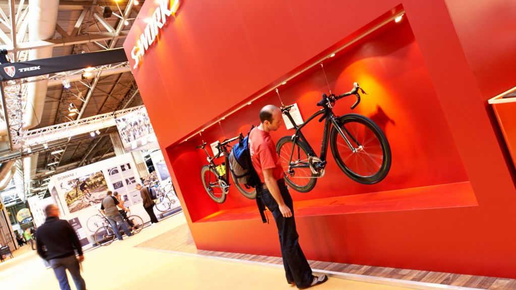 The Cycle Show Stands 2