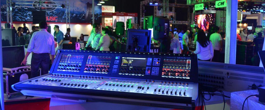 Soundcheck Xpo Mexico 2016