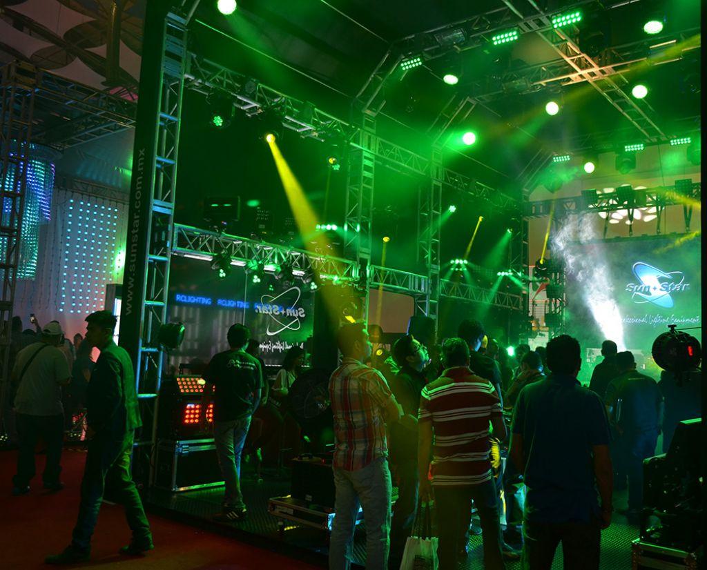 Soundcheckxpo En Mexico Df