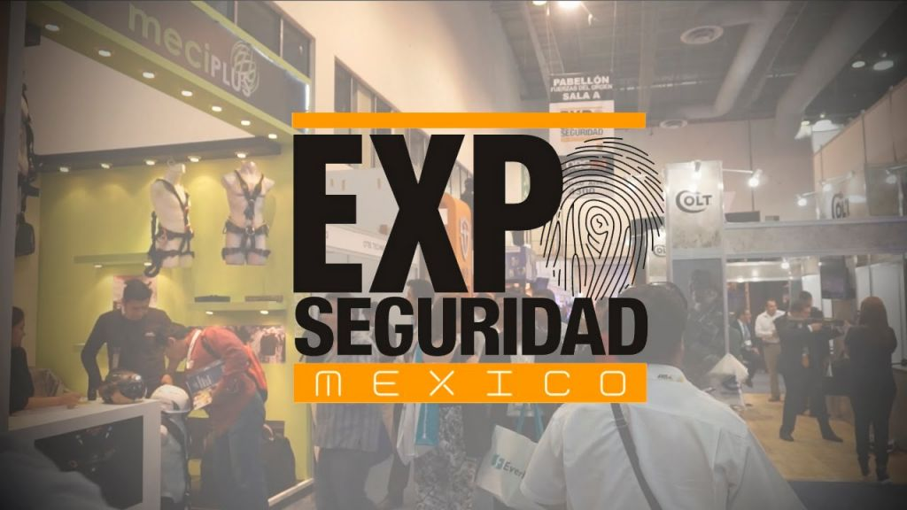 Expo Seguridad Mexicodf 1