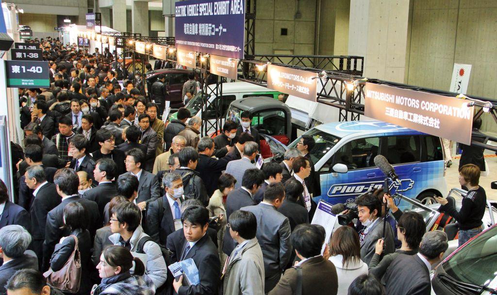 Car Ele Japan Stands1