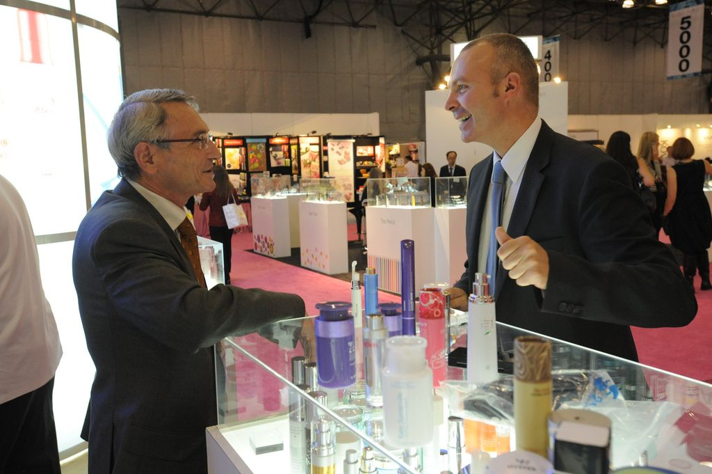 Hba Global Stands Exhibition